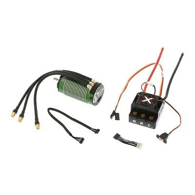 Castle Creations Monster X 1/8 Brushless Combo w/1512 Sensored Motor (2650kv)