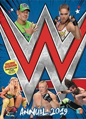 **NEW** - Official WWE Annual 2019 9781912342235