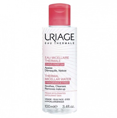 URIAGE - Eau Micellaire Thermale peaux intolérantes - 100 ml - neuf