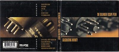 The Dillinger Escape Plan - Calculating Infinity  (CD, Mar-2004, Relapse Records