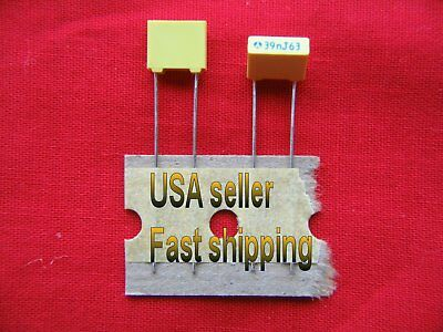 .001uf 25 pcs 630v metalized film poly capacitor wh 0.001uf, 1nf