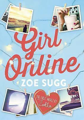 Girl Online by Zoella), Zoe Sugg (aka, Good Book (Hardcover) FREE & Fast Deliver