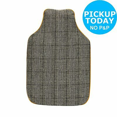 Warmers Houndstooth Hot Water Bottle