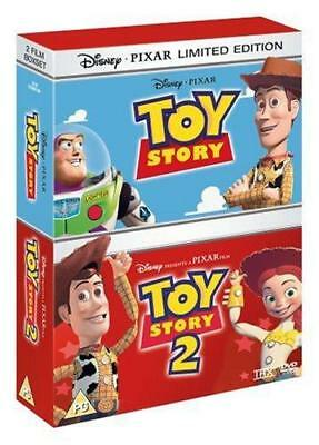 Toy Story/Toy Story 2 (Limited Edition) [DVD], Good DVD, , John Lasseter
