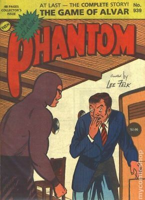 Phantom (Frew) Australian #939 1989 VG Stock Image Low Grade