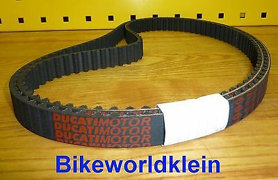 Ducati Timing Belt Genuine 848 1098 1198 1200 Streetfighter Multistrada Diavel