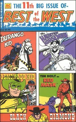 Best of the West (AC Comics) #11 2000 VF Stock Image