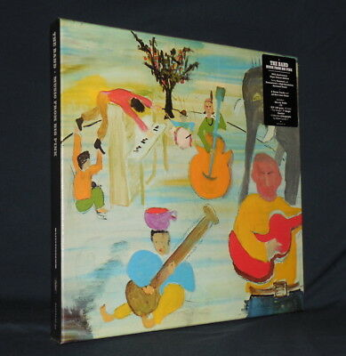 The Band Music From Big Pink 50Th Ann Deluxe Cd Lp Blu Ray 5.1 New Free Ship