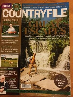 BBC COUNTRYFILE MAGAZINE  ISSUE No. 130 SPECIAL EDITION 2017 Pre Owned