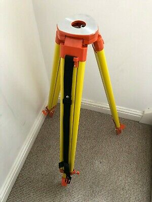 Aluminium laser level construction tripod survey stand for Leica, Topcon, Dumpy