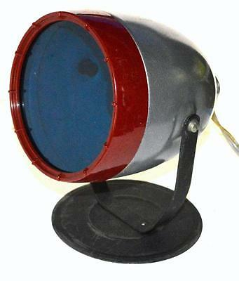 Projection Lamp With Blue Filter