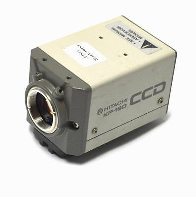 Hitachi Kp-160U Ccd Solid State Camera 12 Vdc 300 Ma - Sold As Is