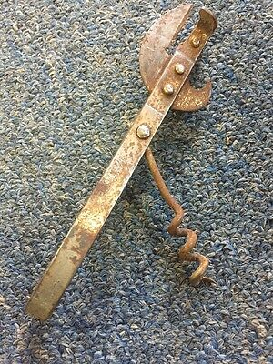 Antique Yankee Can & Bottle Opener