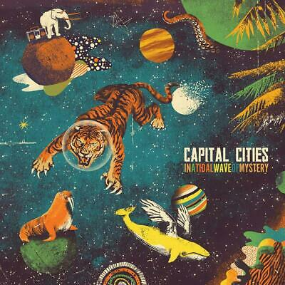 Capitol Cities - In A Tidal Wave Of Mystery