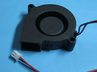 8 pcs Brushless DC Blower Fan 12V 6015S 60x60x15mm 2 Wire Sleeve-bearing New