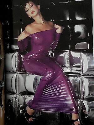 Katsuni Fetish Corner! Pictures in latex sexy outfits- Signed!
