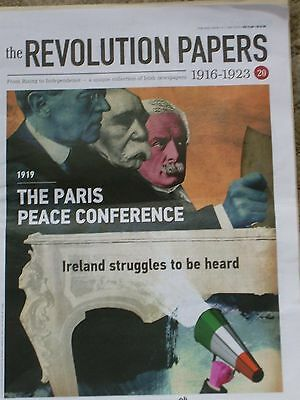 THE REVOLUTION PAPERS-part 20-Irish newspapers(1916-1923)PARIS PEACE CONFERENCE