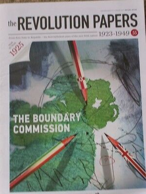 THE REVOLUTION PAPERS-part 55-Irish newspapers(1923-1949)boundary commissio 1925