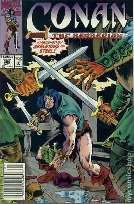 Conan the Barbarian (Marvel) #256 1992 FN Stock Image