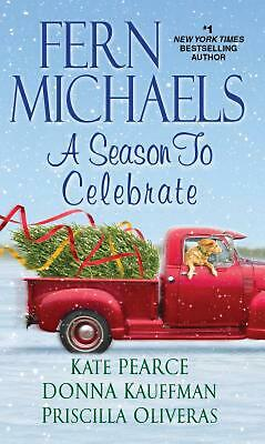 A Season to Celebrate by Fern Michaels Paperback Book Free Shipping!