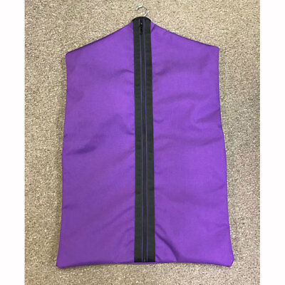 Wire Horse Garment Bag with Back Pocket NEW