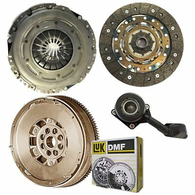 Clutch Kit And Luk Dual Mass Flywheel And Csc For Volvo V50 Estate 2.0 D