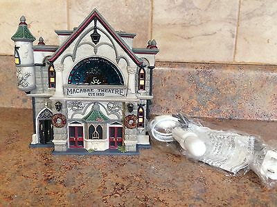 Department 56 Theatre Of The Macabre Collectible Figurine 56.58706