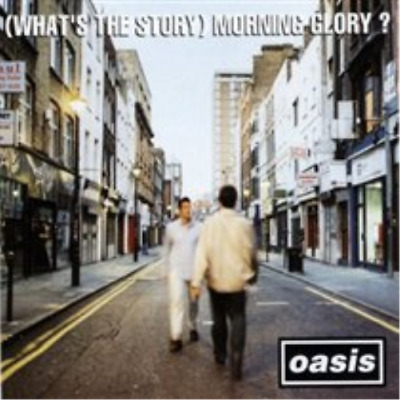 "Oasis-(What's the Story) Morning Glory? (UK IMPORT) Vinyl / 12"" Album NEW"