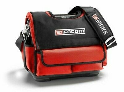 Facom TOOLS New Bright Red Work Tote Bag Storage ToolBag Like a Toolbox 93651c13a9c2d