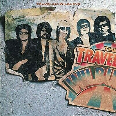 The Traveling Wilbur - The Traveling Wilburys, Vol. 1 [New Vinyl] Picture Disc