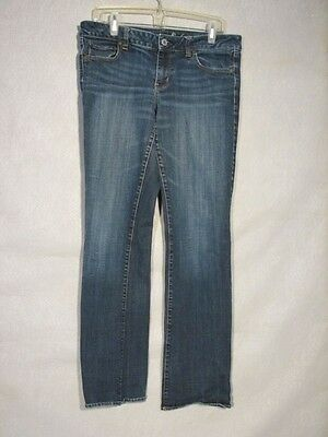 D8114 American Eagle Stretch Cool Jeans Women's 36x33