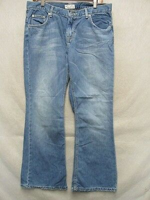 D7791 American Eagle Favorite Fit Cool Jeans Women's 35x29