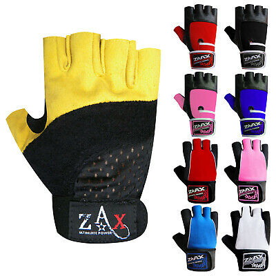 Weight Lifting Gloves Gym Fitness Body Building Exercise Gloves  Mens,Ladies