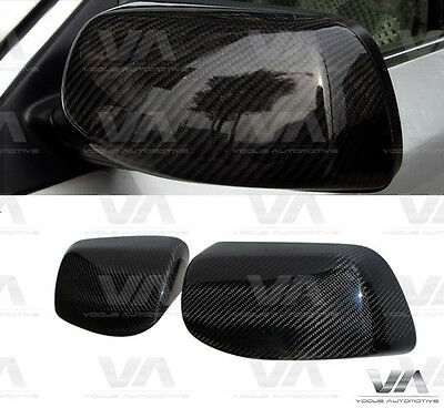 Bmw 5 Series E60 E61 6 Series E63 E64 Replacement Carbon Fiber Mirror Covers