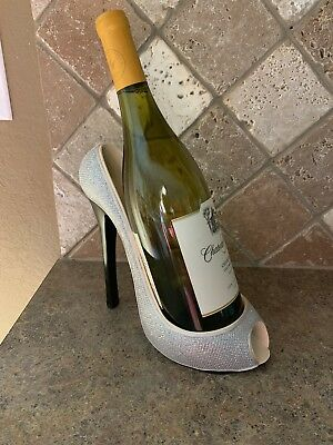 Wild Eye Designs High Heel Wine Bottle Holder Shoe
