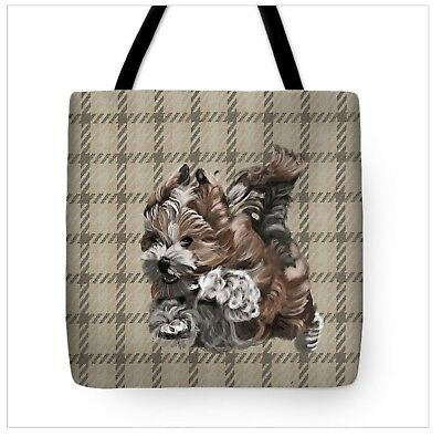 Tote - Havanese Puppy Going Places