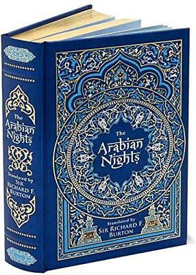 The Arabian Nights (Barnes & Noble Leatherbound Classic Collection) by Sir Richa