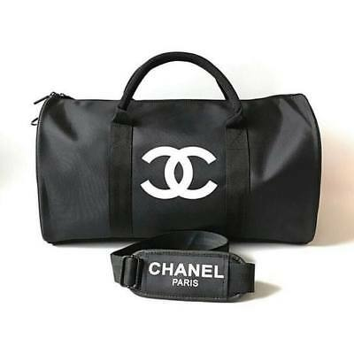 c5be370f9c89 NEW CHANEL VIP duffle travel weekend bag - $69.00 | PicClick
