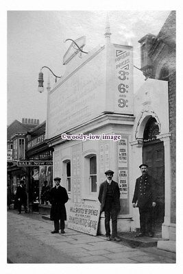 rt0353 - Epping Cinema , Epping , Essex - photograph 6x4