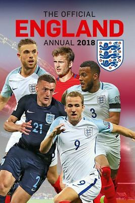 England FA Official 2019 Annual Brand New Football Book
