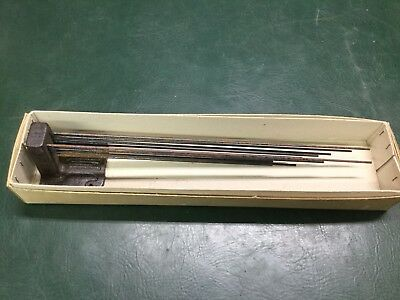 NOS Vintage Chime Rod Assembly for Grandfather Wall Clocks No. 10B ~ 12 Rods