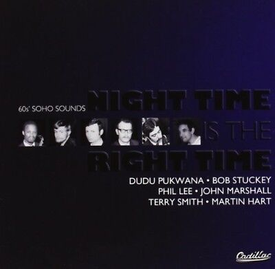 Dudu Pukwana - Night Time Is The Right Time [New CD] Spain - Import