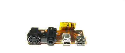 Sony Dcr-Trv350 Trv250 Firewire Usb Board Fp-577 Part Replacement