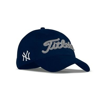 5bc1316e525 New Titleist Golf MLB Performance Hat Adjustable New York Yankees  TH7APMLB-NYY