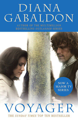 NEW Voyager By Diana Gabaldon Paperback Free Shipping