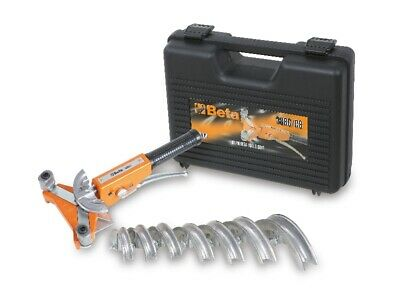 Beta Tools 388C/C8 Pipe Bender Set with 7 Forms (10-22mm) in Case 003880200