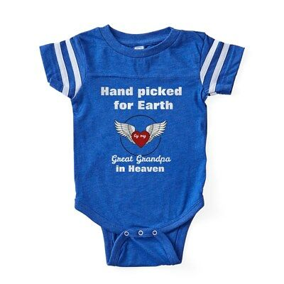 Hand picked For earth by my Grandpa in Heaven Bodysuit Q4V0