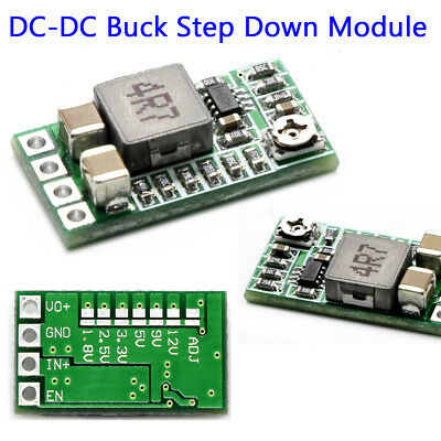 12V To 5V 3A Power Module Voltage Regulator Buck Converter Integrated Circuits