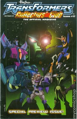 Transformers Collectors' Club #17 2007 VG Stock Image Low Grade