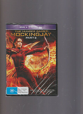 NEW/SEALED:Suzanne Collins/The Hunger Games:Mockingjay Part 2 DVD